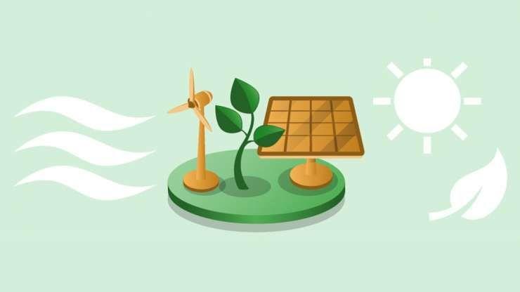 Incremento del uso de electricidad verde en las viviendas